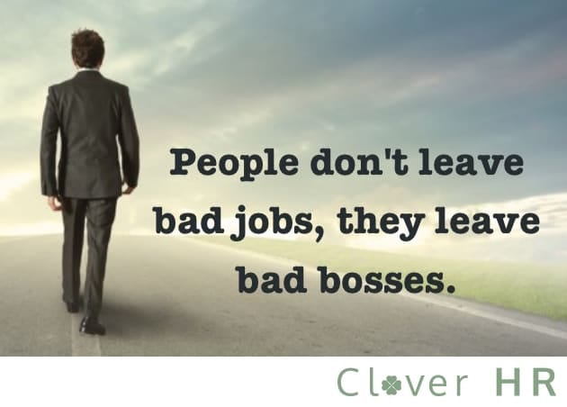 Bad bosses quote