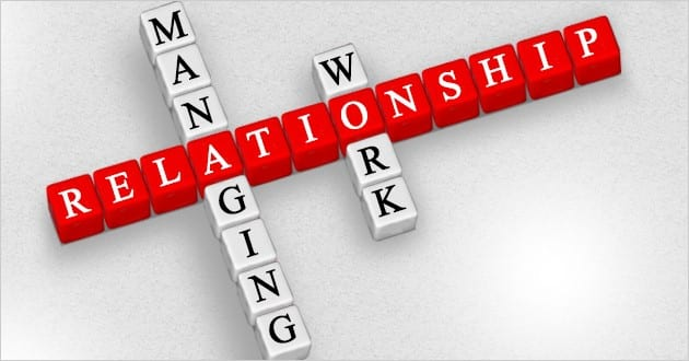 Top Tips on Managing Relationships in the Workplace