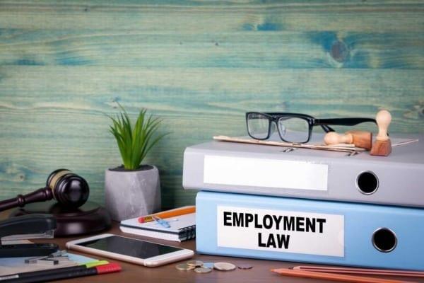 Employment law folder