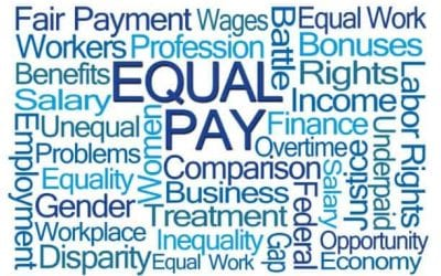 Equal Pay = Equal Value