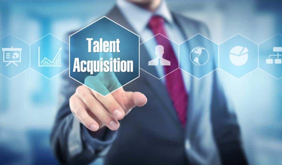 Talent Acquisition stock photo
