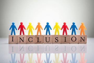 Inclusion stock photo