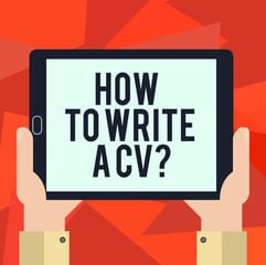 Creating an Effective CV