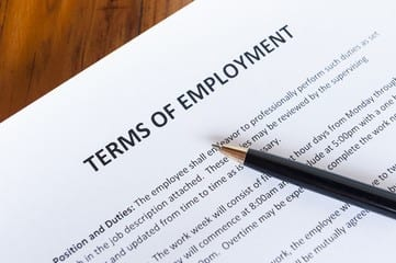 Best Practice For Varying Contracts Of Employment