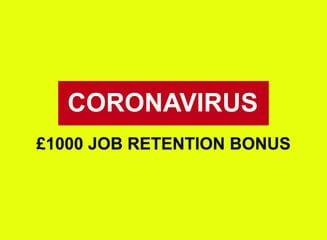 Job Retention Bonus Scheme Update