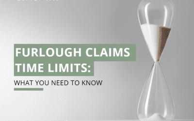 Furlough Claims Time Limits