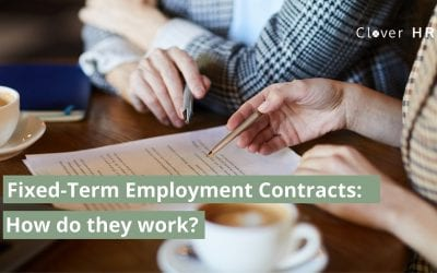 Fixed-Term Employment Contracts – How Do They Work?