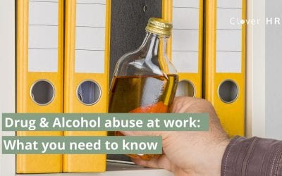 Drug and Alcohol Abuse at Work