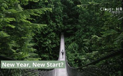 New Year – New Start?