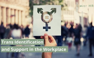 Trans Identification and Support in the Workplace
