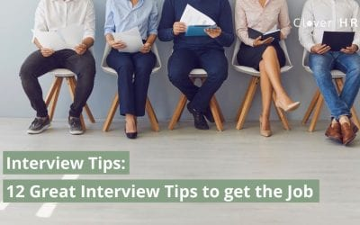 12 Great Interview Tips to Get the Job