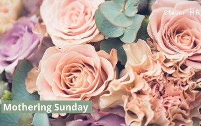 Mothering Sunday – 14th March 2021
