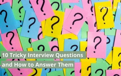 10 Tricky Interview Questions and How to Answer Them