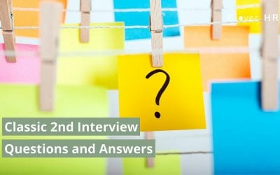 Best Classic Second Interview Questions And Example Answers