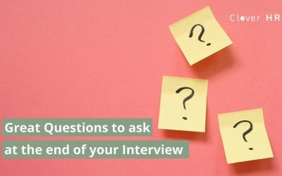 9 Best Questions To Ask At The End Of Your Interview