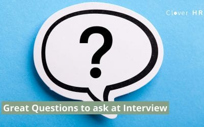 13 Great Questions to Ask At An Interview
