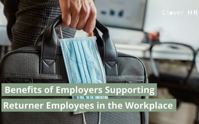 Benefits of Employers Supporting Returner Employees into the Workplace
