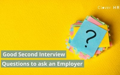 18 Second Interview Questions To Ask An Employer