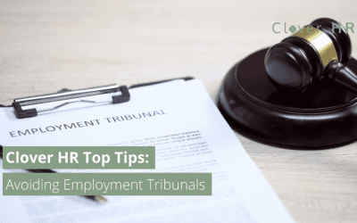 Employer Guide: Top Tips to Avoid Tribunals