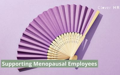 Supporting Menopausal Employees