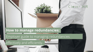 Employer Guide: How to Manage Redundancies Effectively