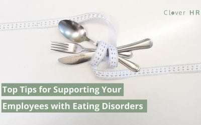 Supporting Employees with Eating Disorders