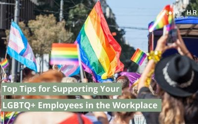 Top Tips to Support your LGBTQ+ Employees in the Workplace