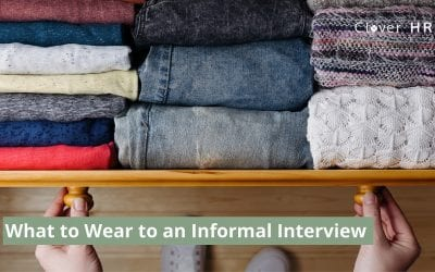 What to Wear to an Informal Interview