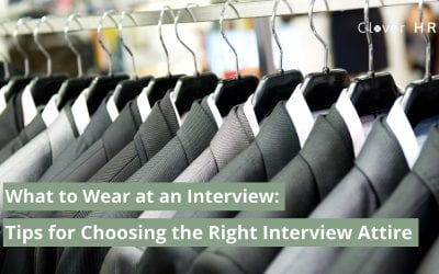 What to Wear to an Interview: Tips for Choosing the Right Interview Attire