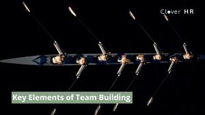 team building - team rowing example