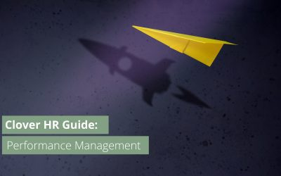 Employer Guide: Performance Management
