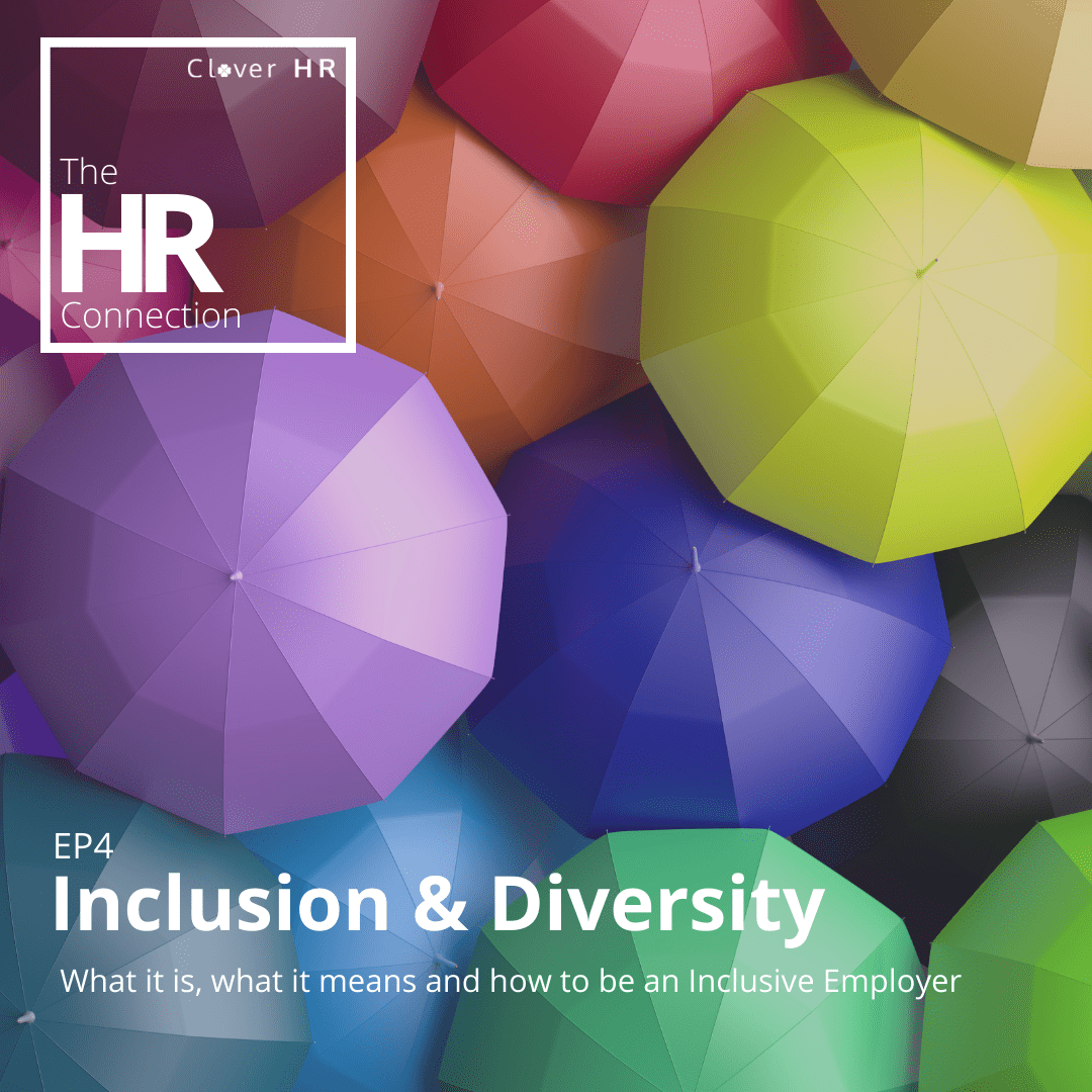 Inclusion and Diversity Podcast Thumbnail