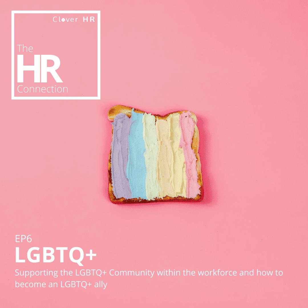 LGBTQ+ Podcast Thumbnail