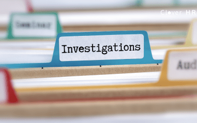 How to conduct HR investigations